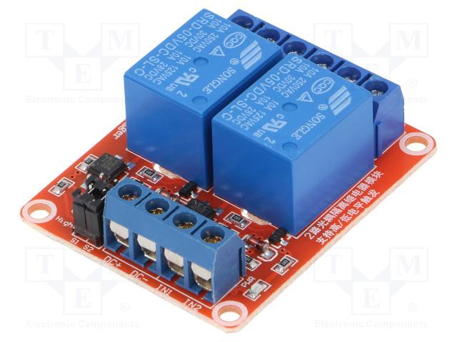 OKYSTAR OKY3012-3 - Module: relay