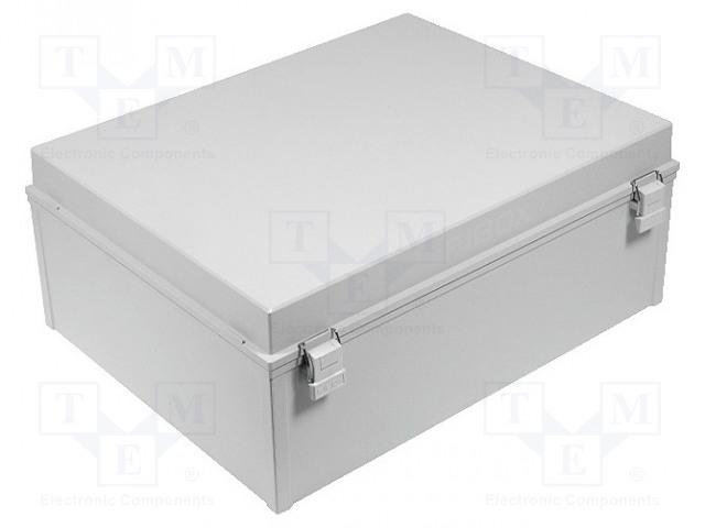 FIBOX CAB PC 504020 G - Kryt: nástěnná