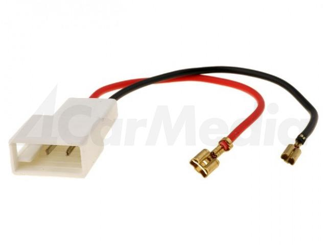 ZRS-AG-11 4CARMEDIA, Adapter voor luidsprekerconnector