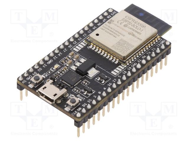 ESPRESSIF ESP32-DEVKITC-S1 - Dev.kit: WiFi