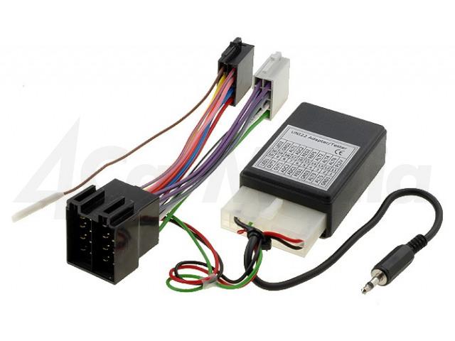 OPEL-JVC 4CARMEDIA, Adaptér pro ovládání z volantu
