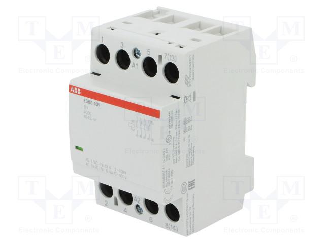 1SAE351111R1440 ABB - Contactor: 4-pole installation ESB63
