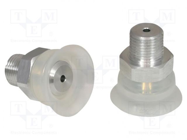 SCHMALZ PFYN-20-SI-55-G1/8-AG - Suction cup