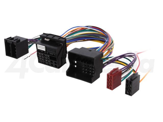 HF-59011 4CARMEDIA, Kabel do zestawu głośnomówiącego THB