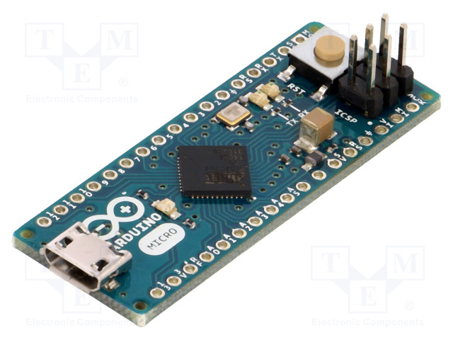 ARDUINO ARDUINO MICRO WITHOUT HEADERS - Arduino