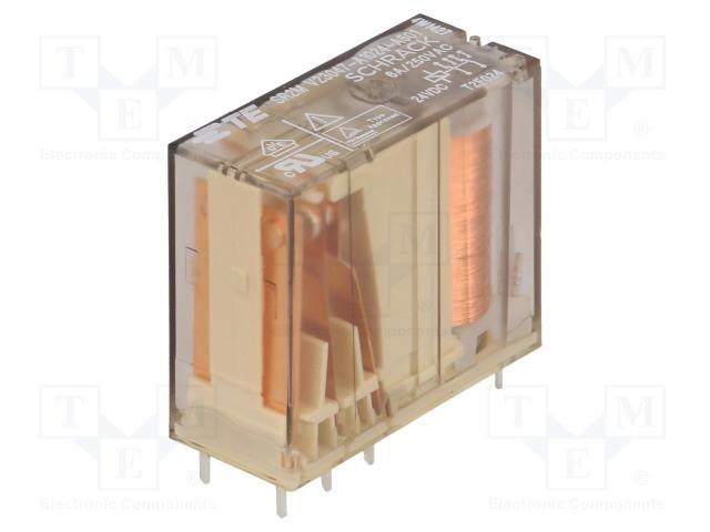 TE Connectivity 1-1393258-5 - Relé: elektromagnetické