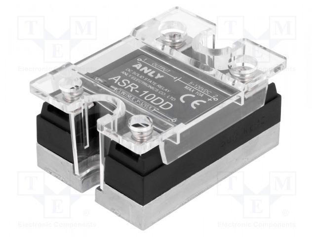ANLY ELECTRONICS ASR-10DD - Przekaźnik: półprzewodnikowy
