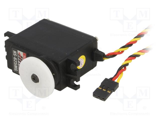 SPARKFUN ELECTRONICS INC. ROB-11885 - Motor: servomechanism