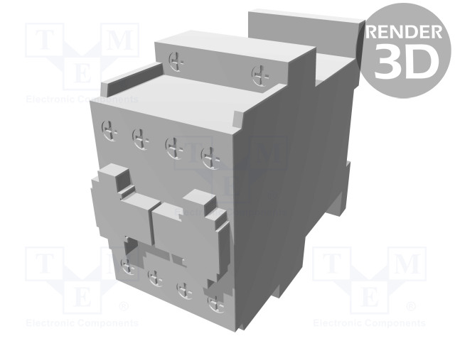 LOVATO ELECTRIC BF1210D110 - Kontaktori: 3-napainen