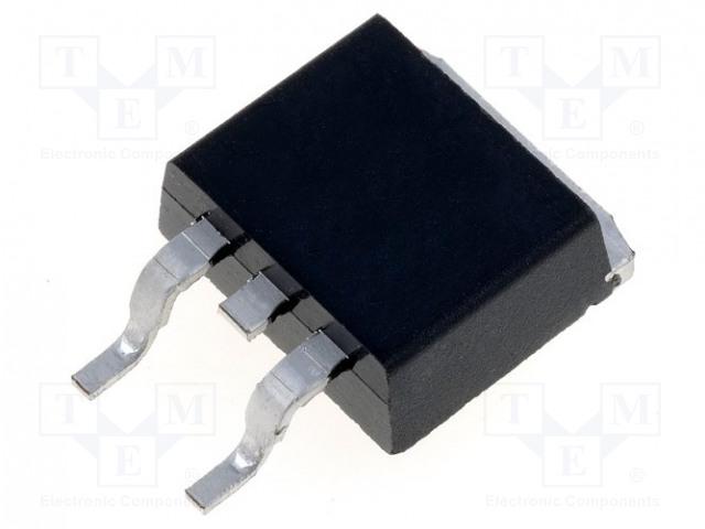 WeEn Semiconductors NXPSC10650B - Δίοδος: ανόρθωσης Schottky