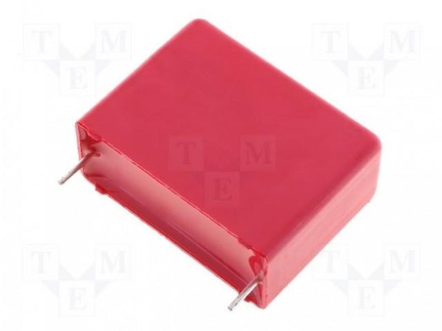 WIMA MKS4O131005D00KSSD - Kondensaattori: polyesteri