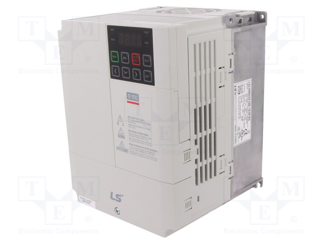 LS INDUSTRIAL SYSTEMS LSLV0022 S100-1EOFNM - Vector inverter