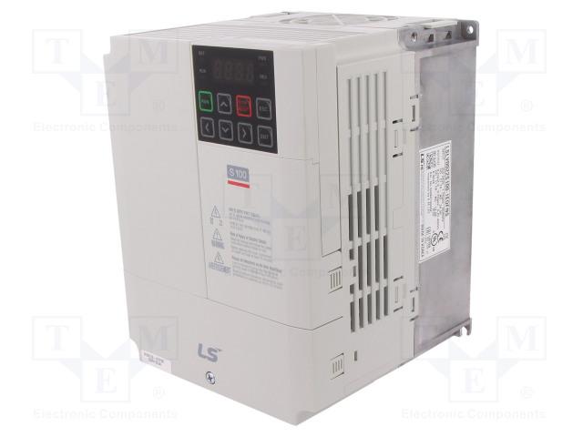 LS INDUSTRIAL SYSTEMS LSLV0022 S100-1EOFNM - Falownik wektorowy