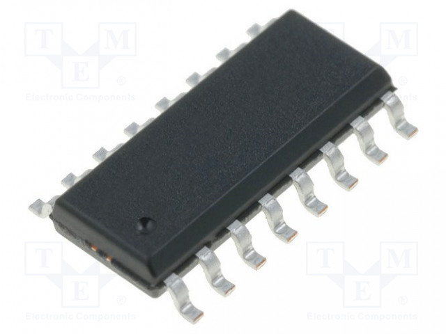Analog Devices ADG201AKRZ - IC: analogový přepínač