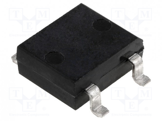 ON SEMICONDUCTOR (FAIRCHILD) DF10S - Single-phase bridge rectifier