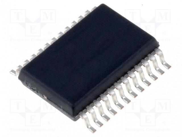 EXAR SP208ECA-L - Interface