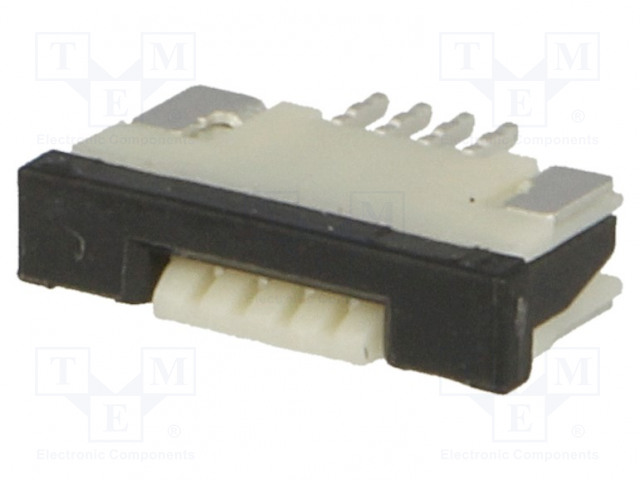 JOINT TECH F1003WR-S-04PT - Connector: FFC (FPC)