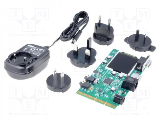 MICROCHIP TECHNOLOGY DM320011 - Výv.kit: Microchip PIC