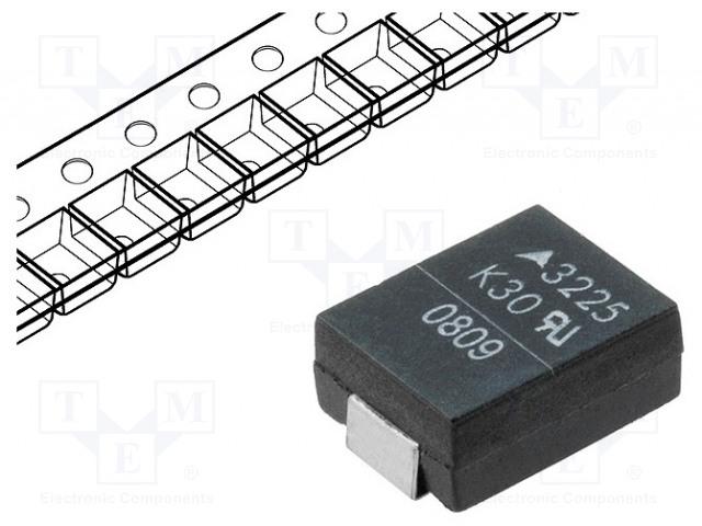 EPCOS B72650M0301K072 - Varistor: metaloxidový