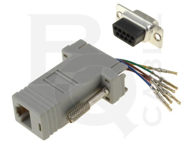 ADPT-RJ45/9F BQ CABLE, Adapter