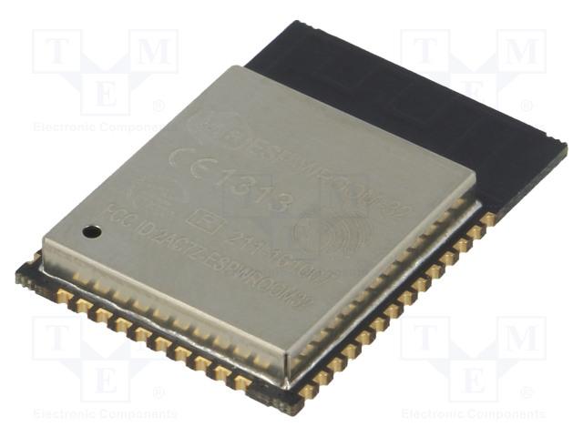ESP32-WROOM-32 ESPRESSIF - Module: IoT ESP-WROOM-32   TME