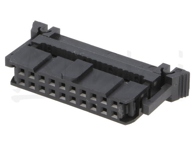 AWP-20ZZ, Konektory IDC