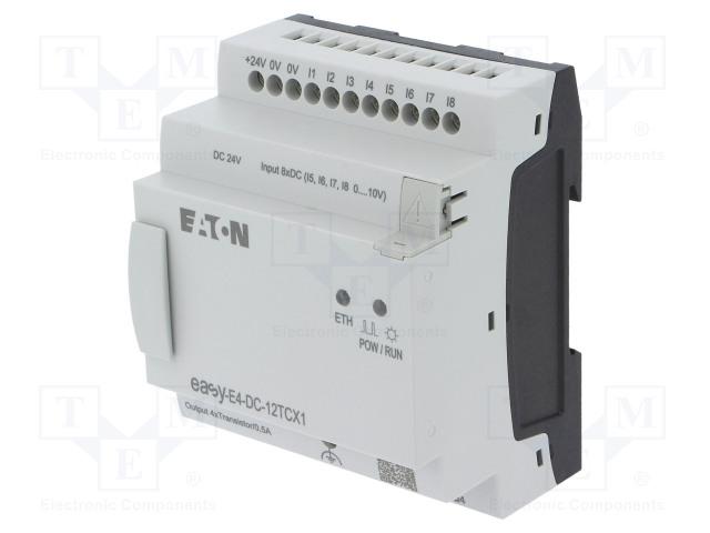 EATON ELECTRIC EASY-E4-DC-12TCX1 - Programmable relay