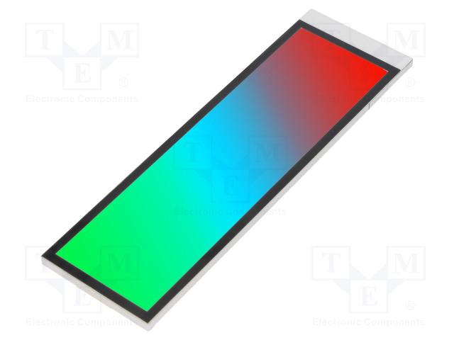 DISPLAY ELEKTRONIK DE LP-509-RGB - Beleuchtung