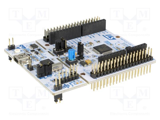 STMicroelectronics NUCLEO-F411RE - Dev.kit: STM32
