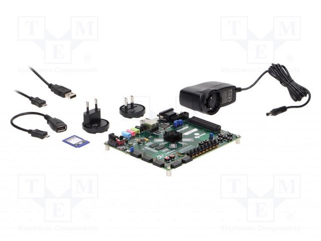 ZEDBOARD DIGILENT - Dev kit: Xilinx 410-248P-KIT | TME