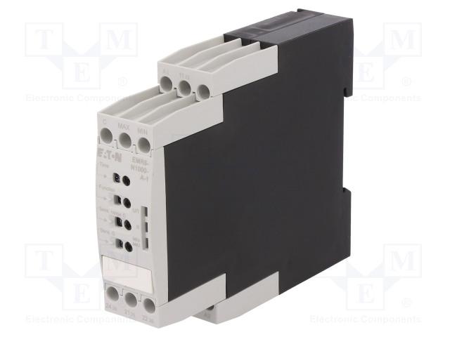 EATON ELECTRIC EMR6-N1000-A-1 - Módulo: relé de supervisão de nível