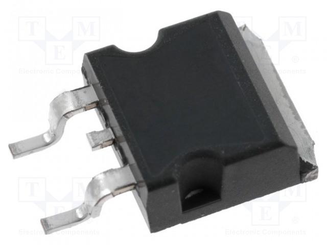 INFINEON TECHNOLOGIES IGB20N60H3 - Transistor: IGBT