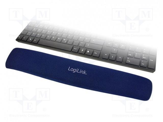 LOGILINK ID0045 - Gel keyboard pad