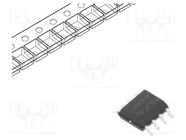 STMicroelectronics VNS1NV04DPTR-E - IC: driver