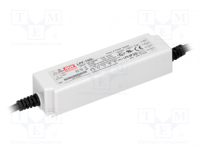 MEAN WELL LPF-16D-36 - Power supply: switched-mode