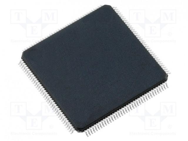 MICROCHIP TECHNOLOGY PIC32MZ2048ECH144-I/PL - PIC-mikro-ohjain