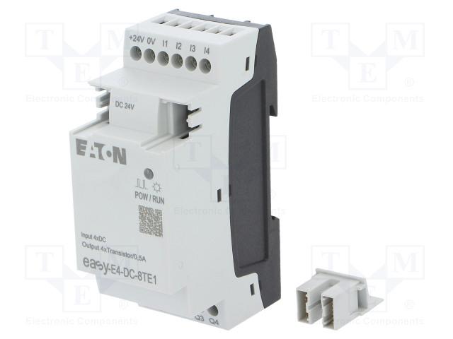 EATON ELECTRIC EASY-E4-DC-8TE1 - Module: extension