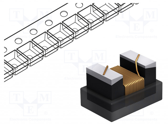 FASTRON 0402AS-2N2K-08 - Inductor: wire