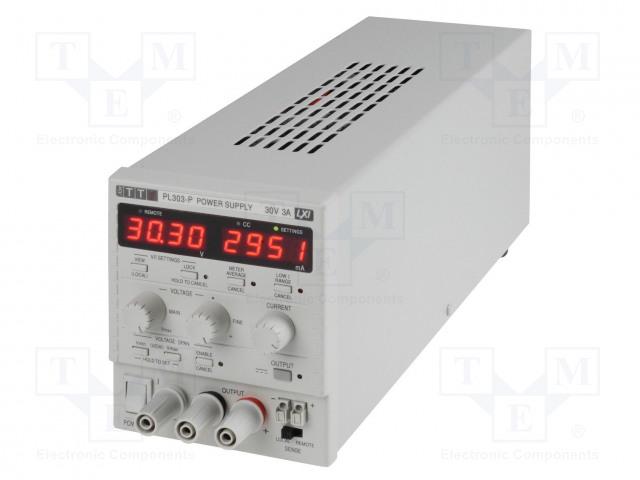 AIM-TTI PL303-P - Power supply: programmable laboratory