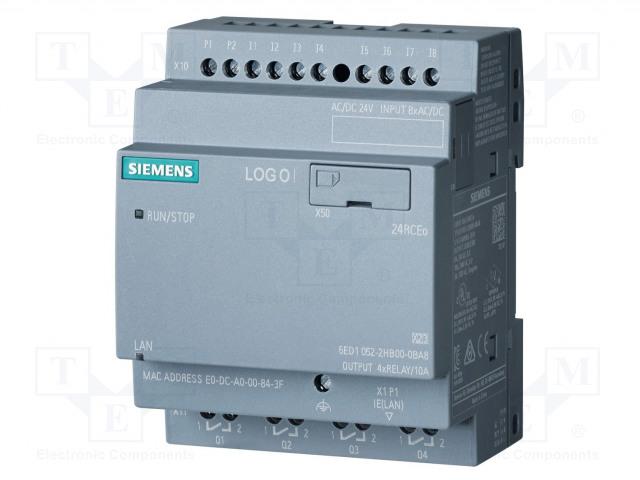 SIEMENS 6ED1052-2HB00-0BA8 - Przekaźnik programowalny