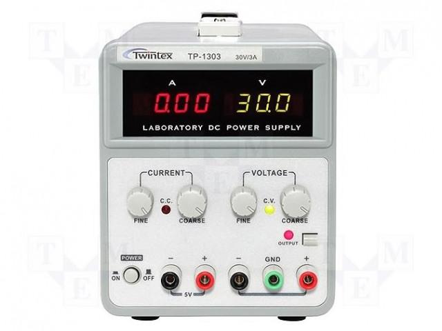 TWINTEX TP-1303 - Alimentador: de laboratorio