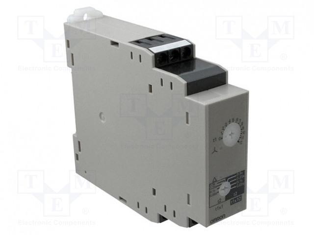 OMRON H3DK-GA 12DC - Časové relé