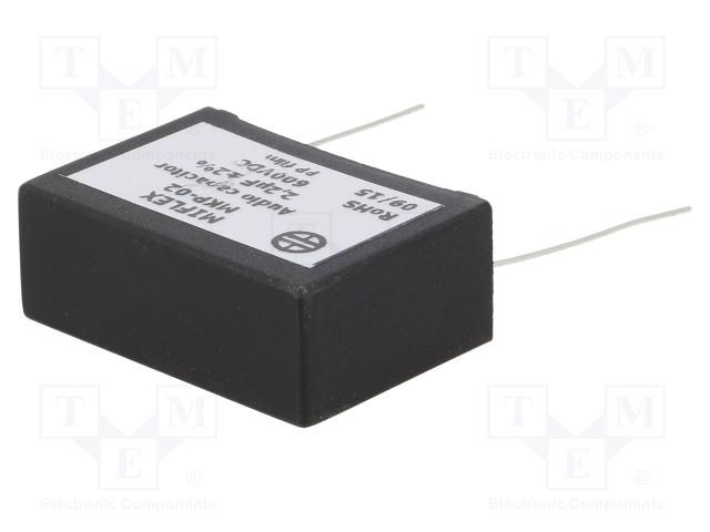 MIFLEX MKP02FH522G-B - Capacitor: polypropylene