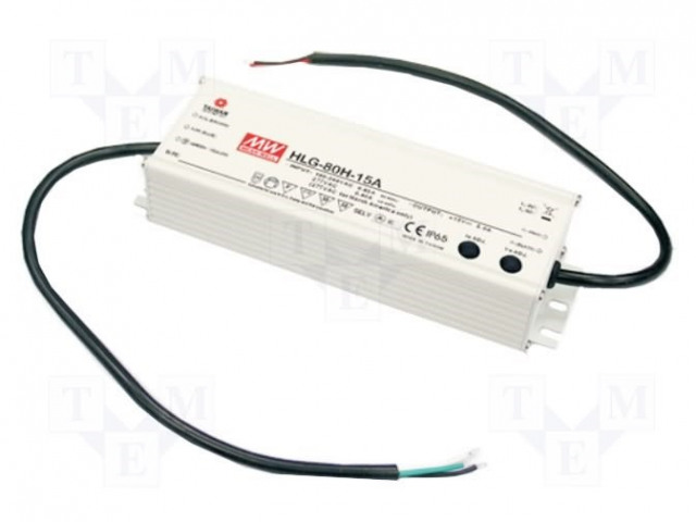 MEAN WELL HLG-80H-54A - Power supply: switched-mode