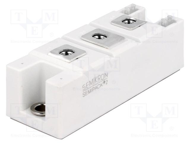 SEMIKRON SKKT 162/08E - Modul: tyristorový