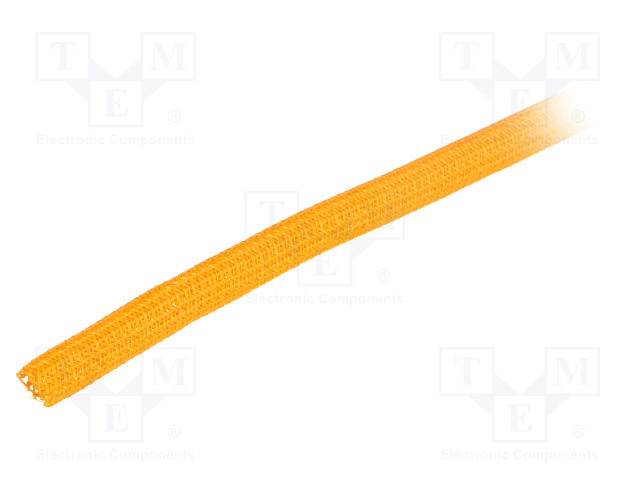 ALPHA WIRE GRP1303/8 ORANGE 100 FT - Polyester conduit