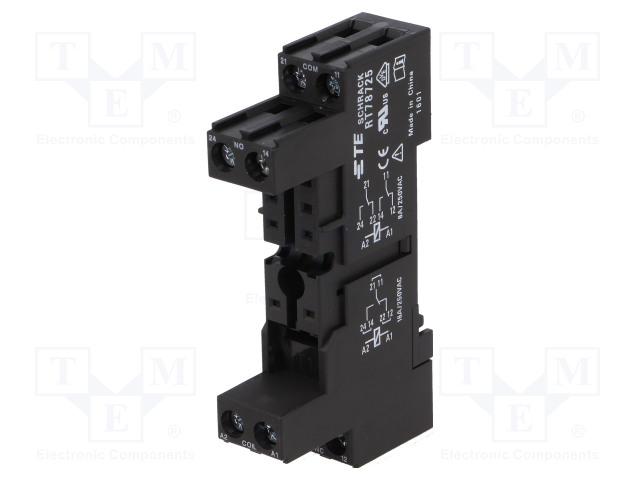 TE Connectivity 1860306-1 - Podstawka