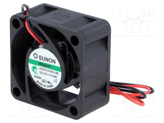 SUNON HA40201V4-000U-999 - Fan: DC