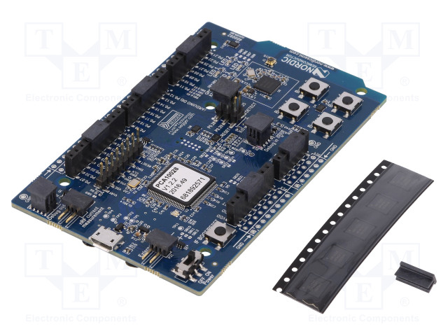 NORDIC SEMICONDUCTOR NRF51-DK - Výv.kit: Bluetooth Low Energy