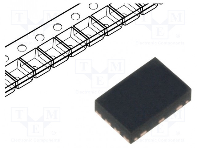 MICROCHIP TECHNOLOGY 25LC080CT-I/MNY - EEPROM muisti